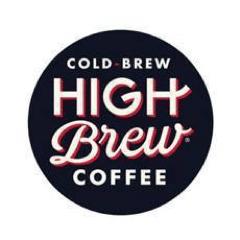 high brew coffee