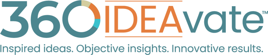 IDEAvate innovation and product develompent logo